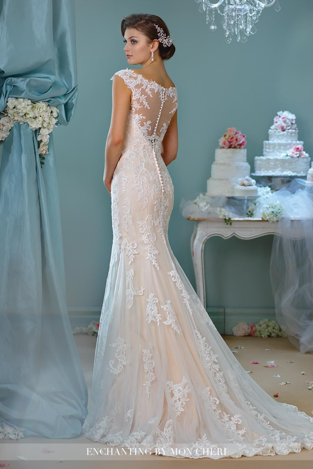 216159 Wedding Dress from enchanting by mon cheri   hitched.co.uk ...