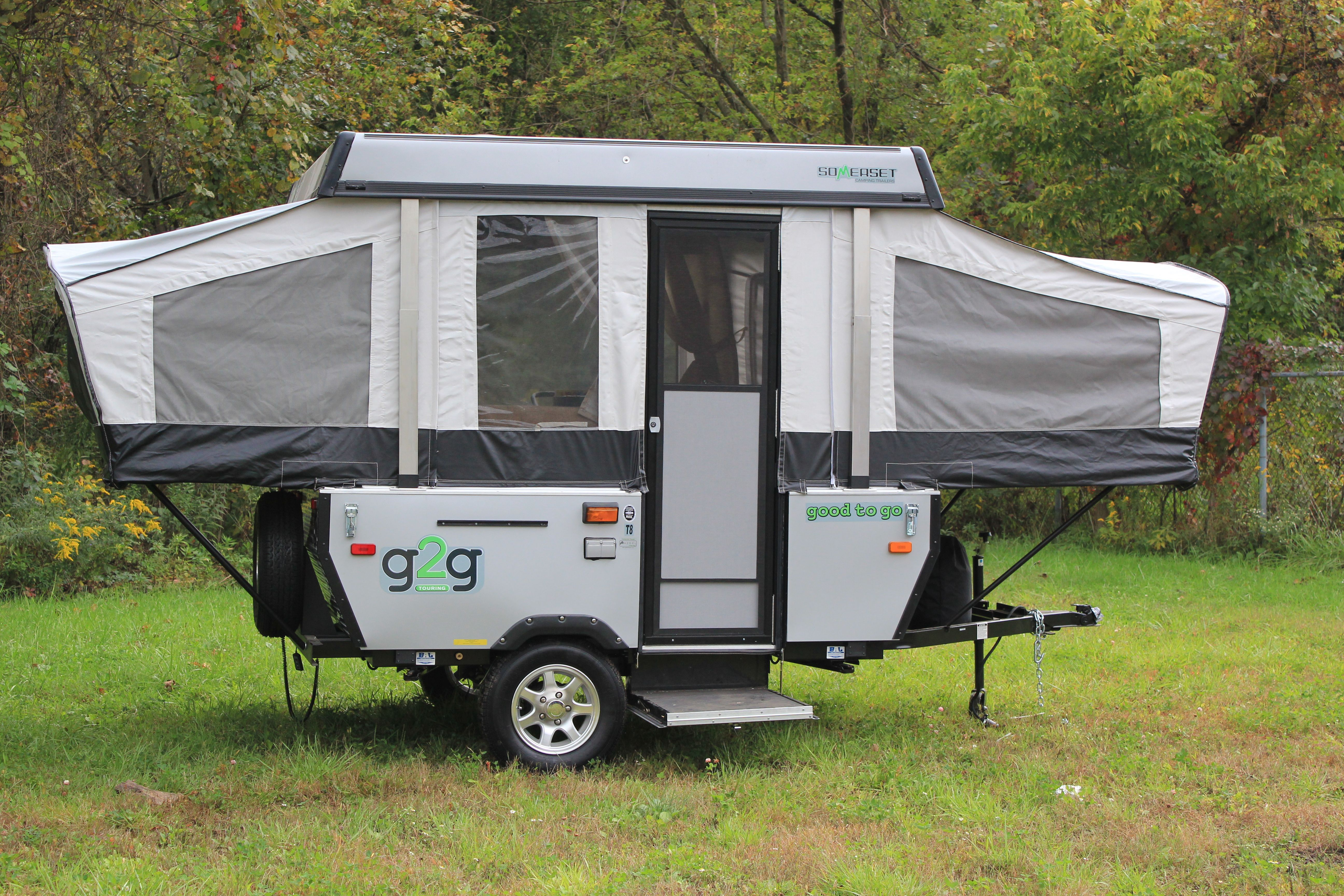 Tipping A Hat To Somerset Pennsylvania Where For More Than 40 Years Coleman Camping Trailers