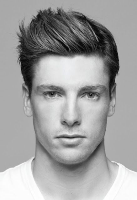 Men Hairstyles The Top Hairstyles For Men 2013  Men's Hairstyles  Pinterest  Top