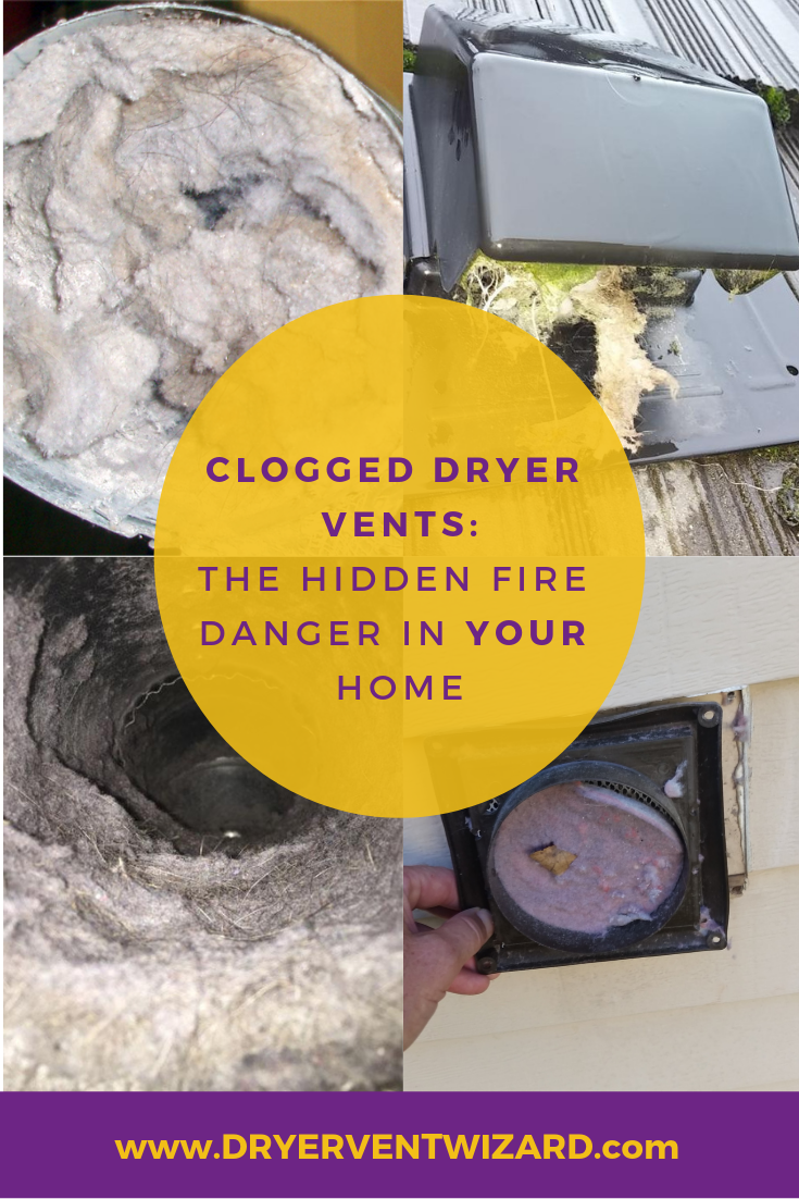 When was the last time you had your dryer vent cleaned