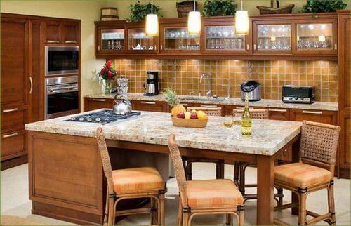 luxury gourmet kitchen gallery