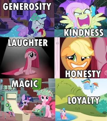 Yeah Right Positive Amazing Show My Little Pony Comic My Little Pony Friendship Mlp My Little Pony