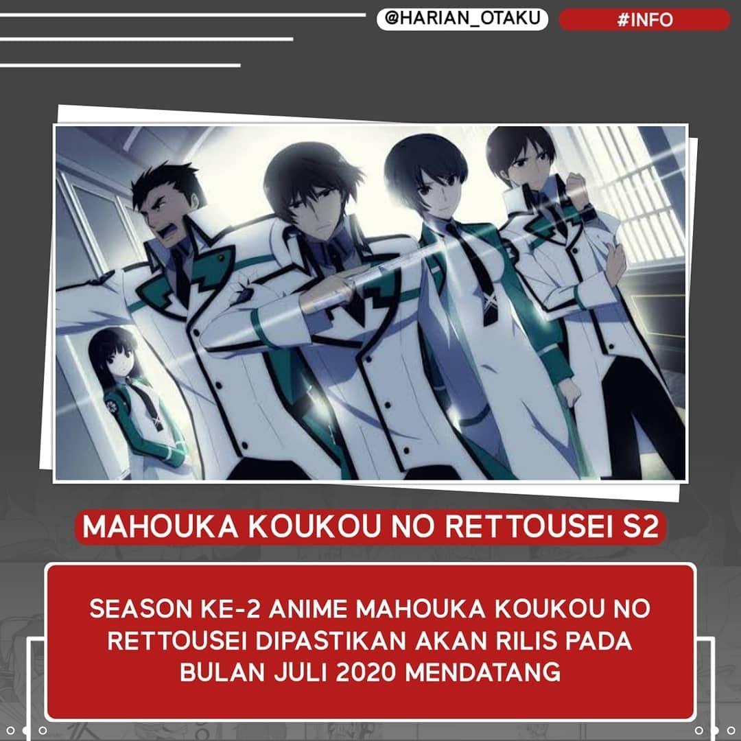 Tayang bulan Juli berarti termasuk anime Fall 2020 yang