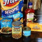 Old Taco Salad Recipe with Catalina Dressing and Fritos