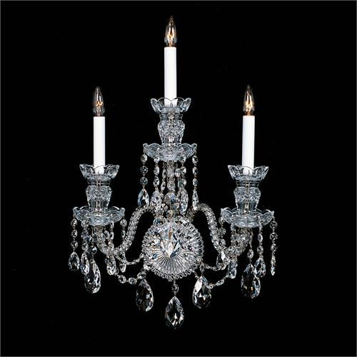 Traditional wall sconce from kings chandelier company model traditional wall sconce from kings chandelier company model triple sconce with swarovski crystal aloadofball Image collections
