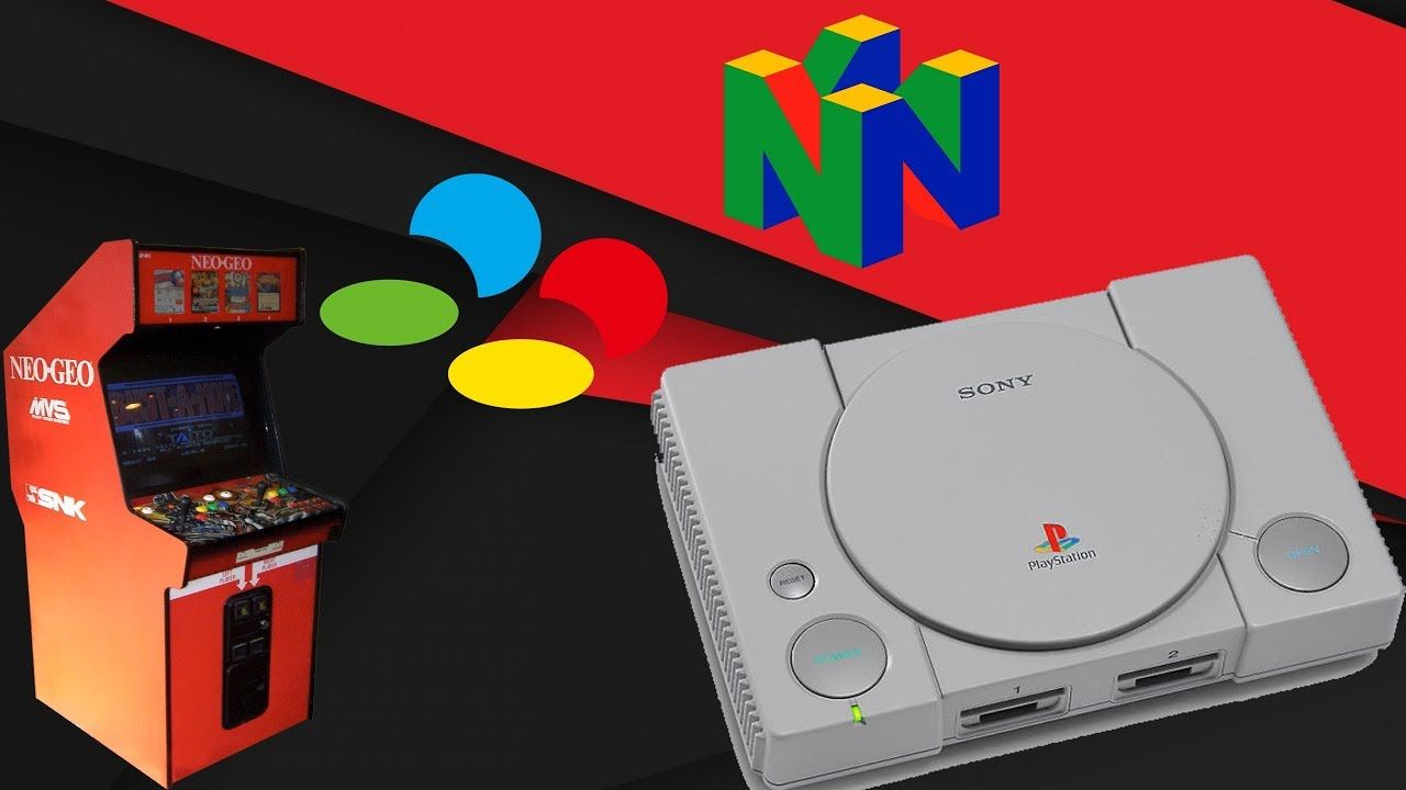 How to play NES, SNES, Arcade, and more on the Playstation Classic
