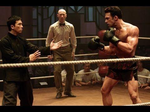 Yip Man Donnie Yen Vs Twister Darren Shahlavi Wing Chun Vs Boks Osta Donnie Yen Martial Arts Ip Man