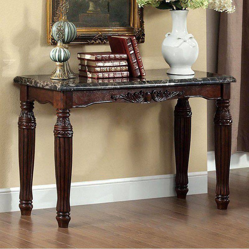 Culligan Console Table Sofa Table Wooden Console Table French