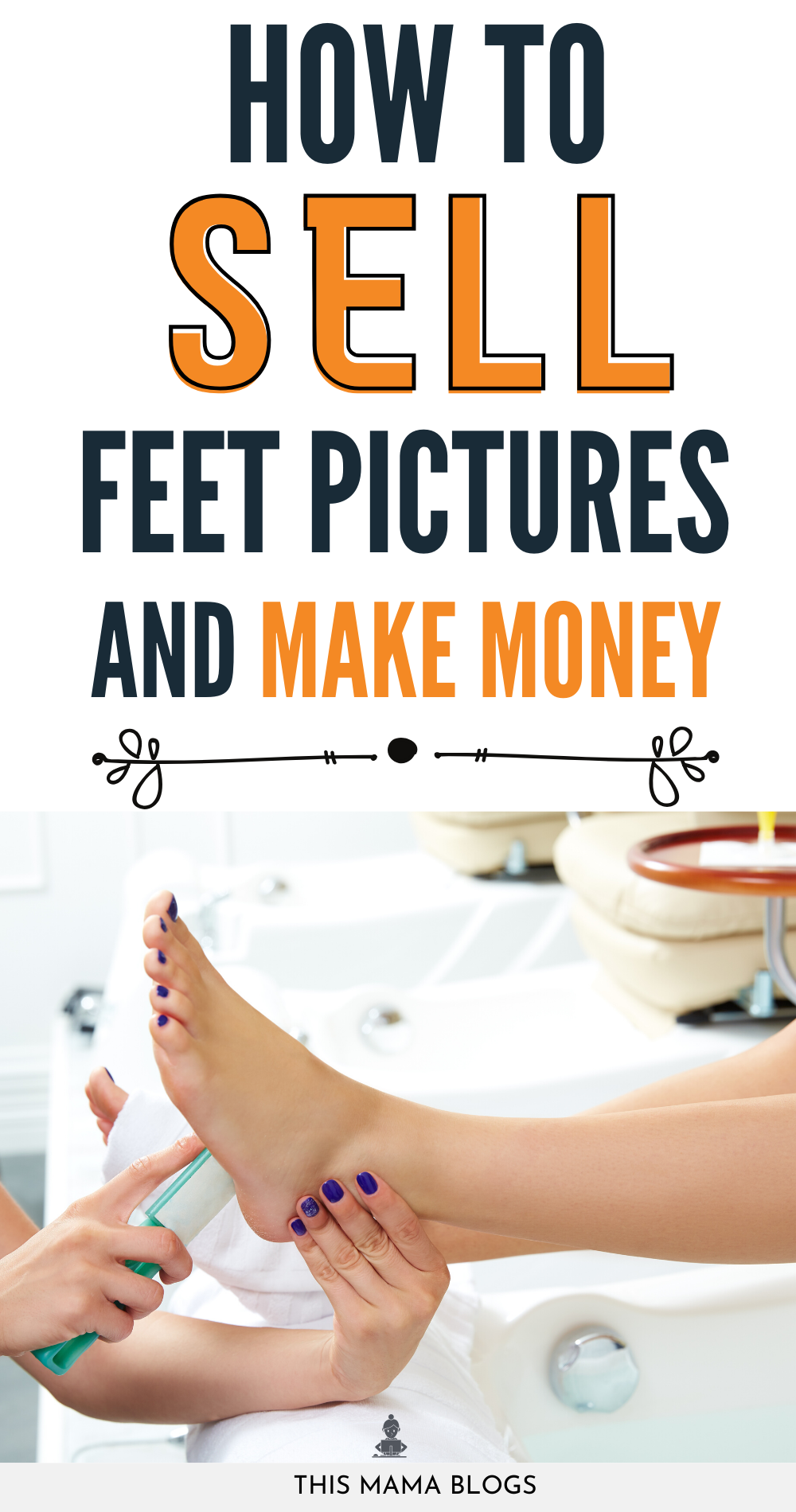 Selling Foot Pictures