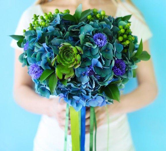 brautstrau hortensie blau gr n brautstrau hortensie hortensie und blau gr n. Black Bedroom Furniture Sets. Home Design Ideas