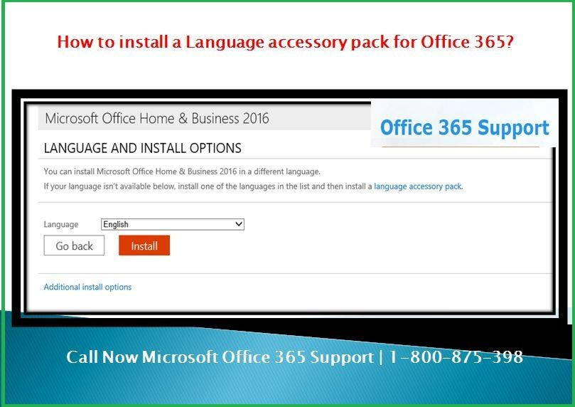 office language pack 2016