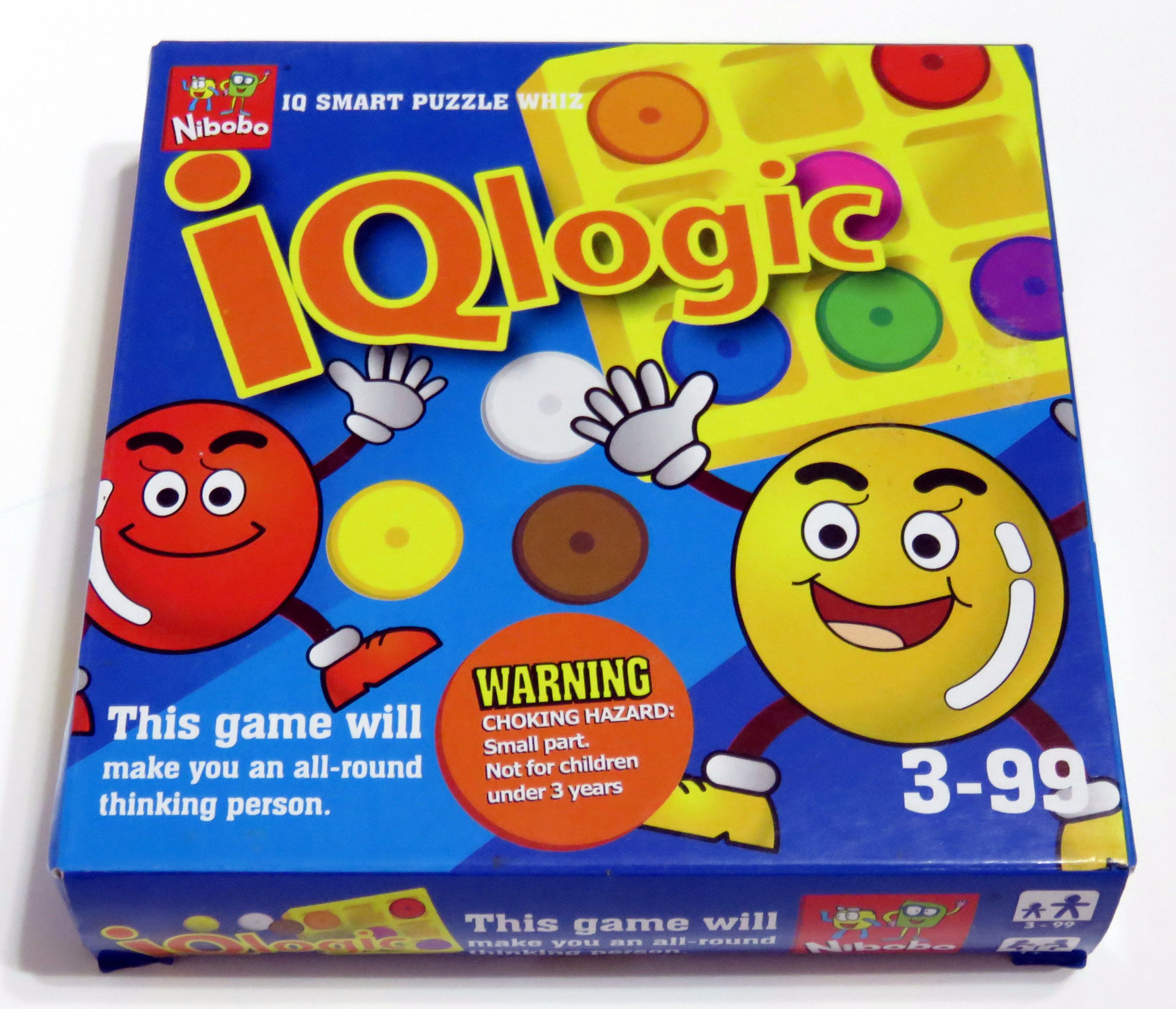 IQ Logic 12.90 This game will make you an allround