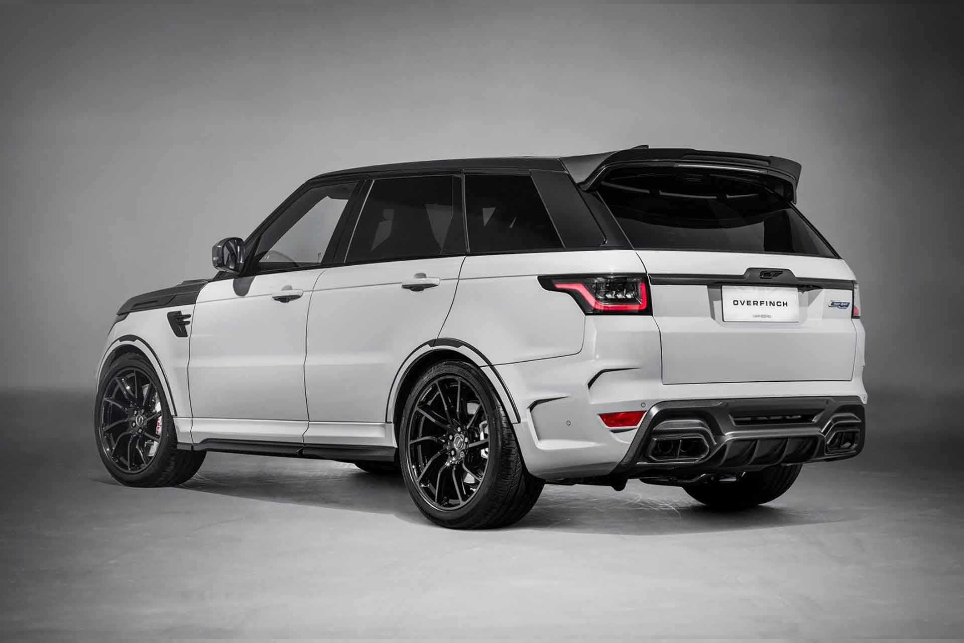 2020 Overfinch Supersport Suv Range Rover Range Rover Sport Supersport
