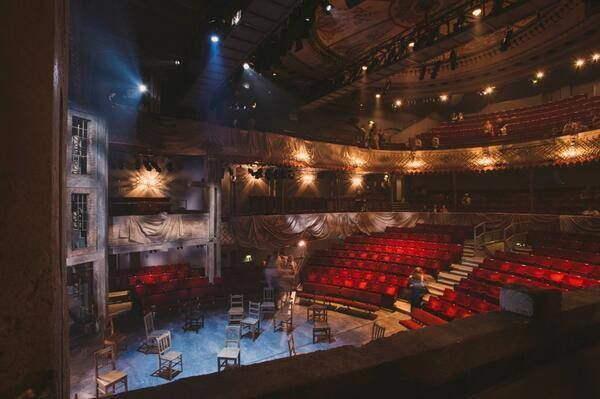 """John Proctor, """"The Crucible"""" - In the Round at The Old Vic"""