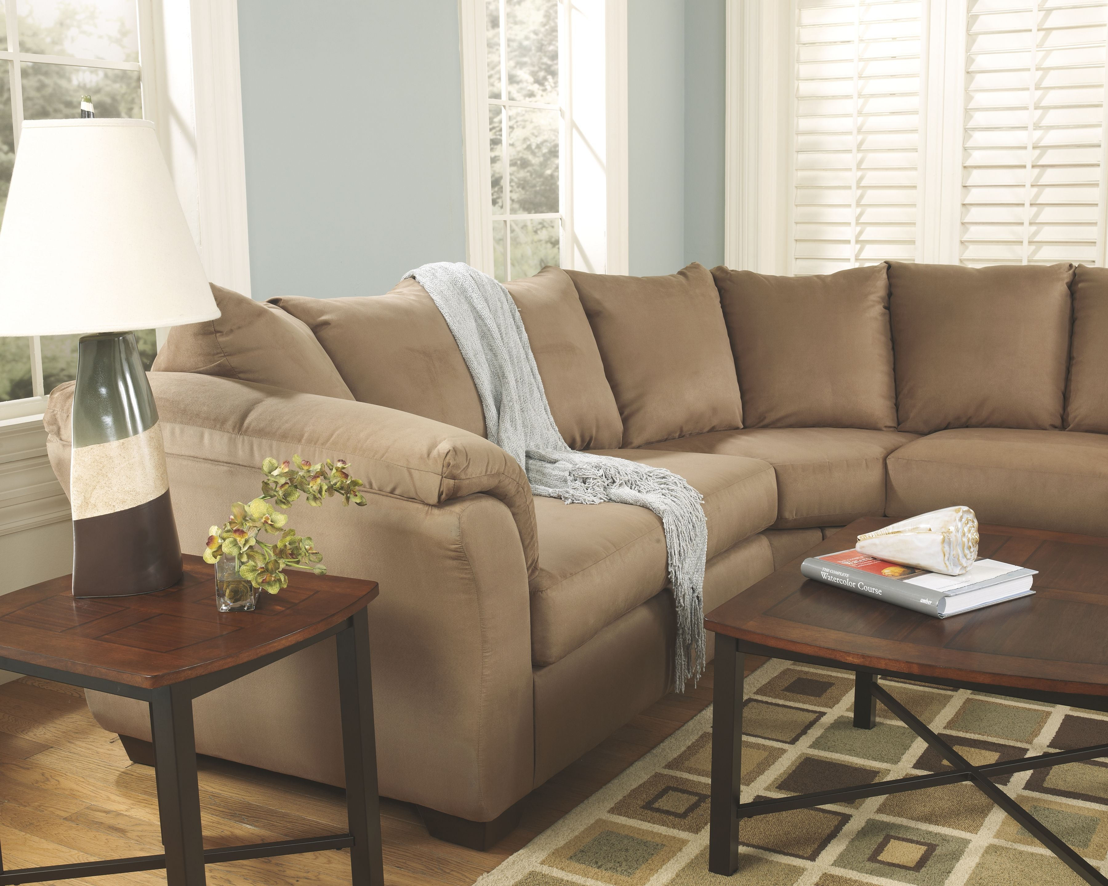 Outstanding Darcy 2 Piece Sectional Mocha Products In 2019 Buy Home Remodeling Inspirations Basidirectenergyitoicom