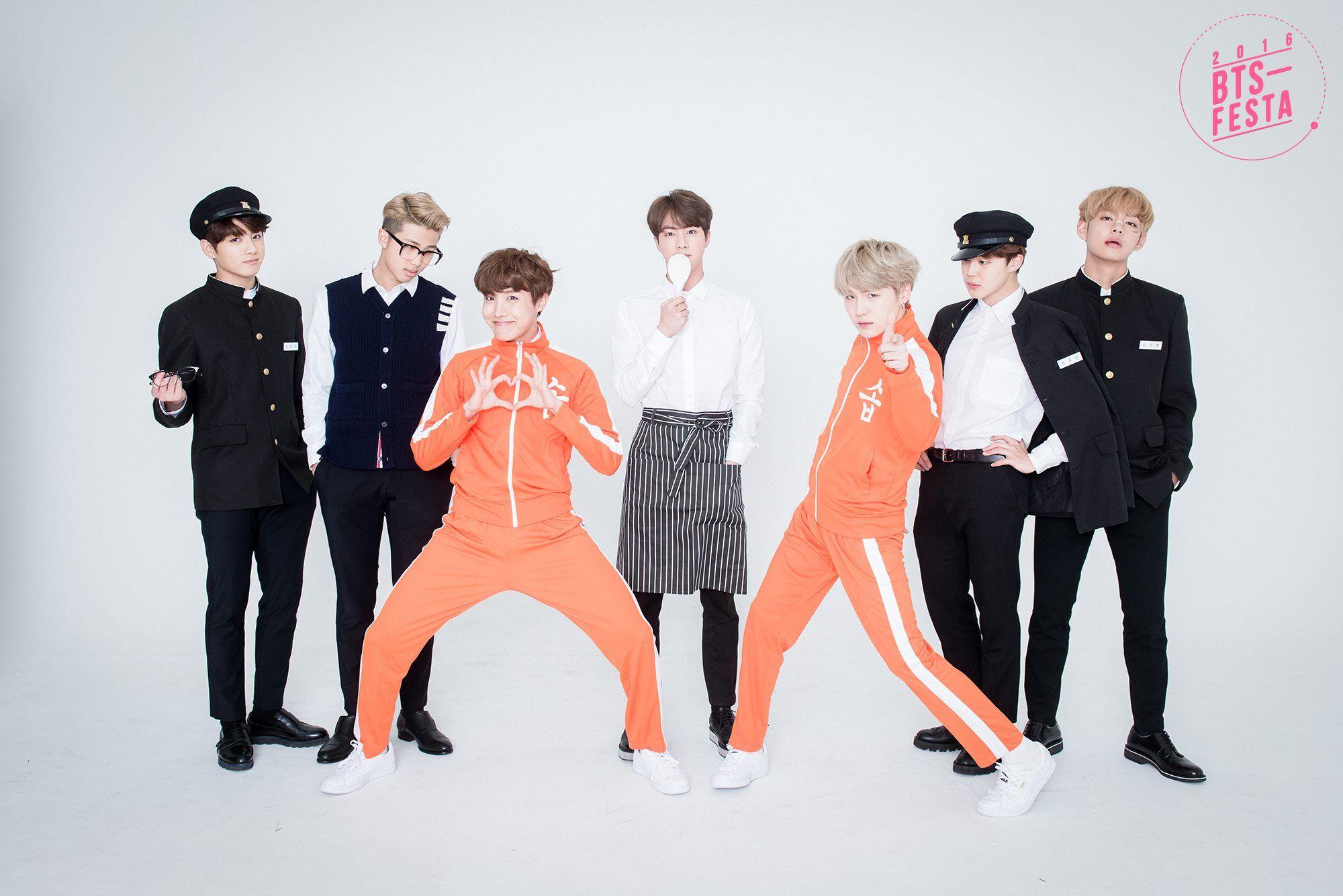 21 Picture/FB] [BTS FESTA 20] BTS 20rd Anniversary Photo Album ...