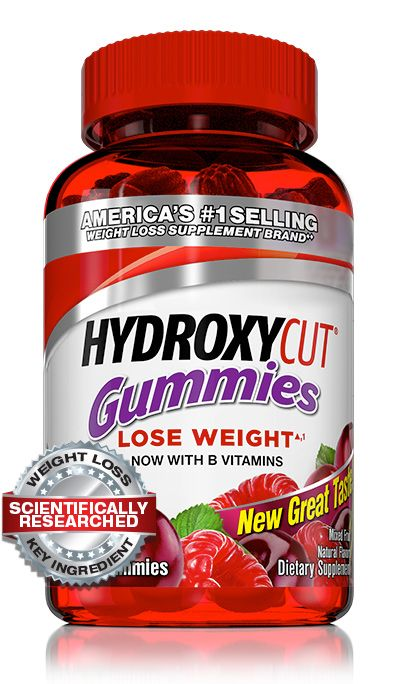 New Hydroxycut Gummies | Supplements, Vitamins, Etc