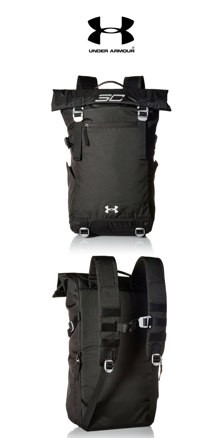 7d31e282a8 Under Armour SC30 Signature Rolltop Backpack