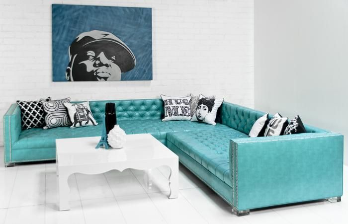 New Deep Sectional in Maverick