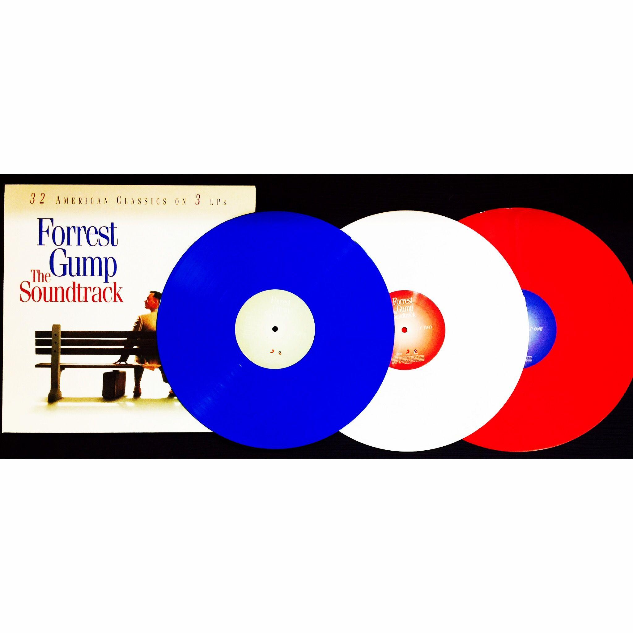 Forrest Gump Soundtrack Forrest Gump Soundtrack Vinyl Records Forrest Gump