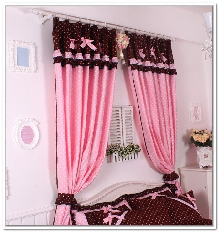 The Preparations Of Making Bedroom Window Curtains Pink Might Be Continued By