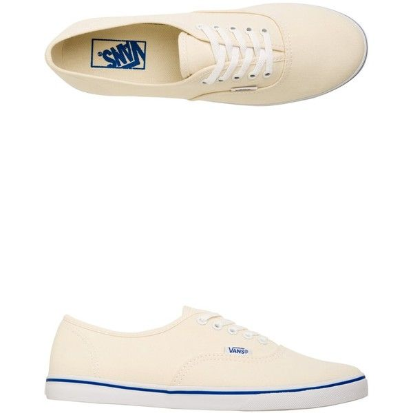 5ca398c95b Vans Authentic Lo Pro Shoe ( 45) ❤ liked on Polyvore featuring shoes