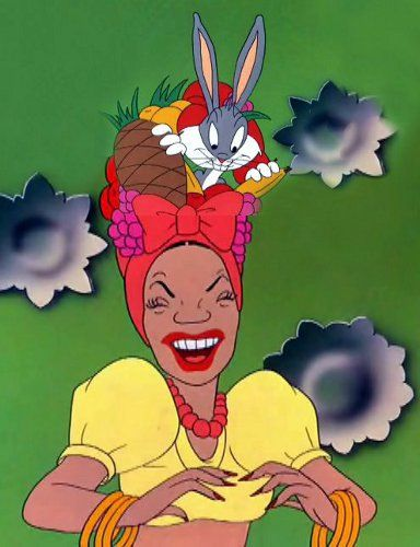 Carmen Miranda Bugs Bunny Filmes