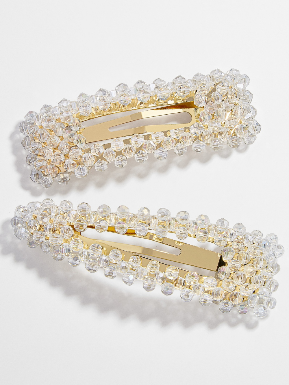 hair jewelry women accessories SET of 2 gold hair clip pearls hair clip pearls hair accessories bridal hair