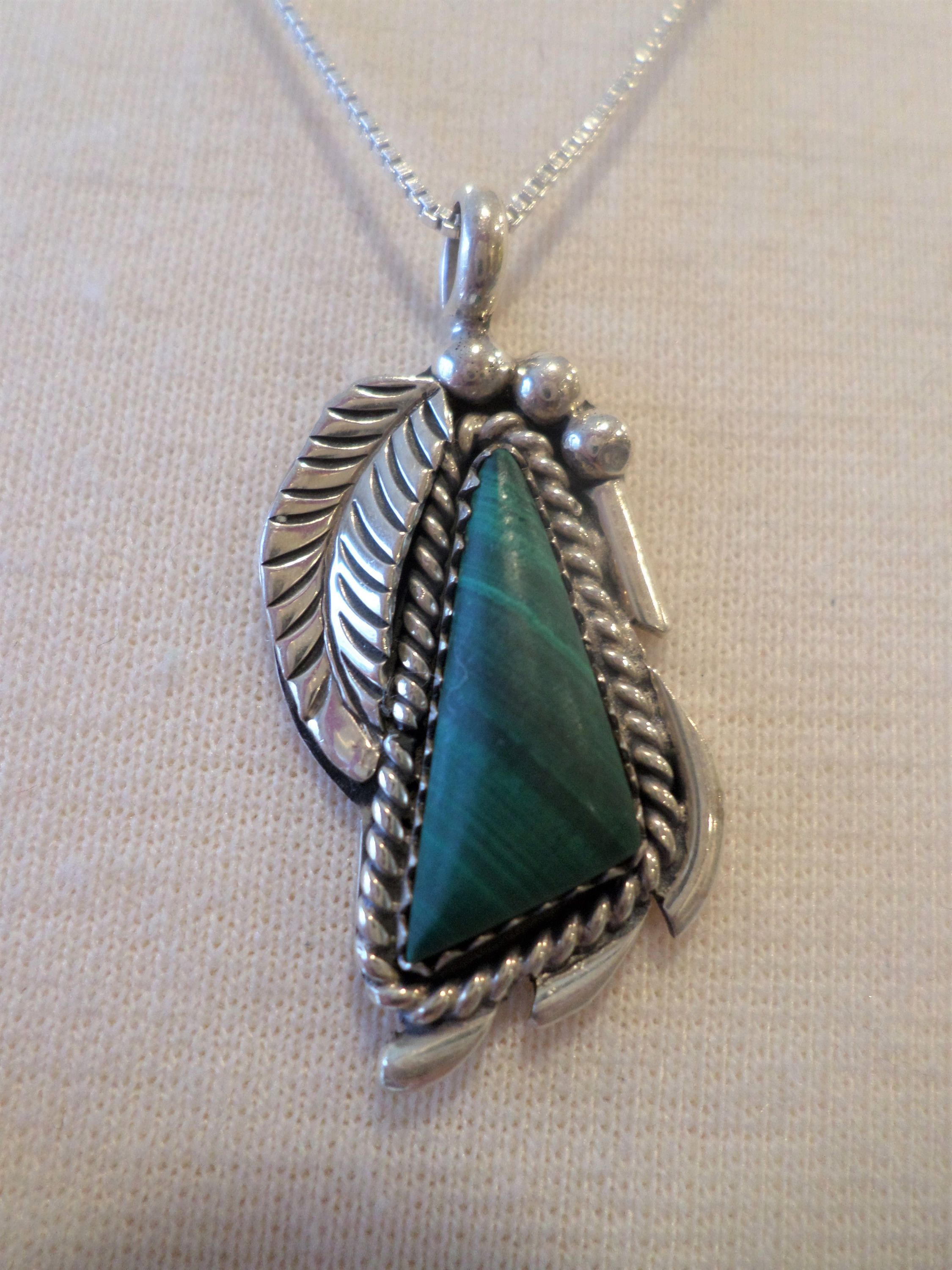 by tq pendant neckalce navajo creek eugene necklace turquoise portfolio and dry belone
