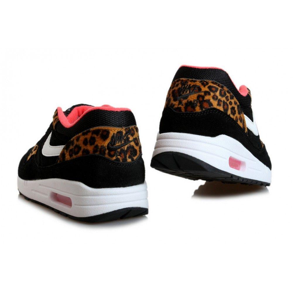 juego repentino más  Nike Air Max 87 Lunar Black Leopard Sneaker 651A   Nike air max for women,  Nike, Nike air max 87