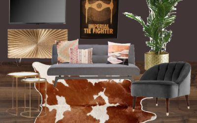 Man Cave to Glam Snug: The New Design Revealed