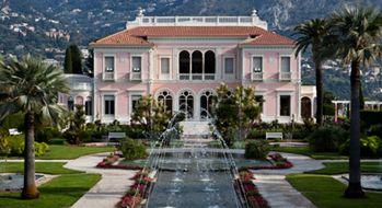 L\'extérieur de la villa | Villa et Jardins Ephrussi de ...