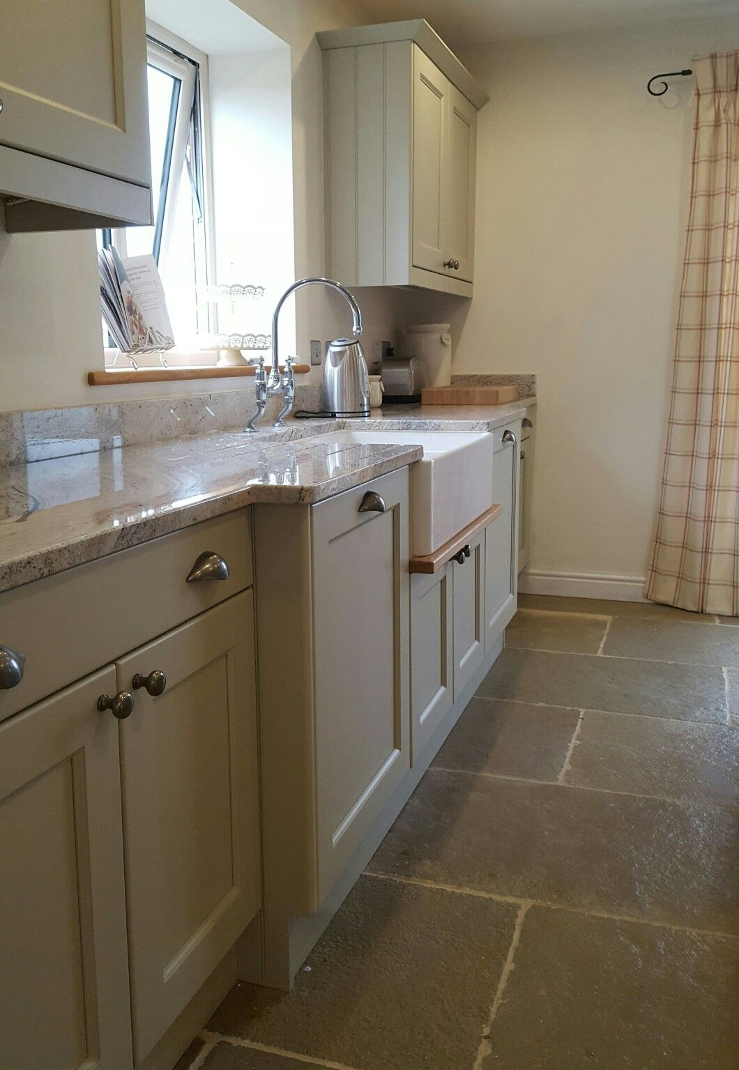 Best Kitchen With Farrow And Ball Bone Painted Doors And Silk 400 x 300