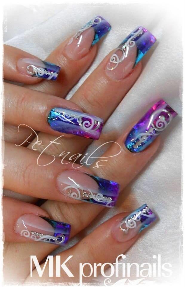Pin by jasmine todd on nails   Pinterest   Beautiful nail art ...