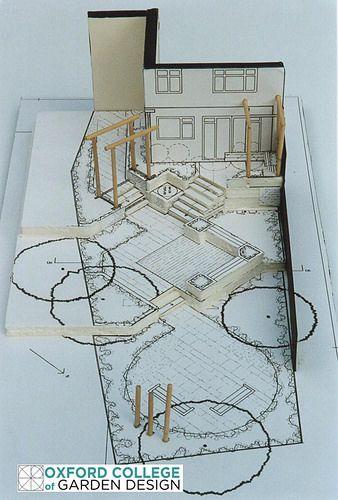 janet model 1 Oxford College of Garden Design Flickr