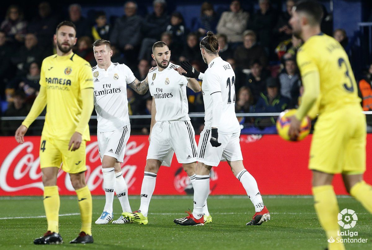 Villarreal 2 2 Real Madrid Real Madrid Soccer Highlights Videos Soccer Highlights
