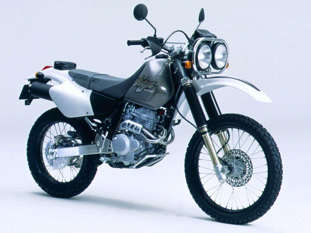 Honda Xlr Baja Adventure Motorcycling Enduro Motorcycle Honda