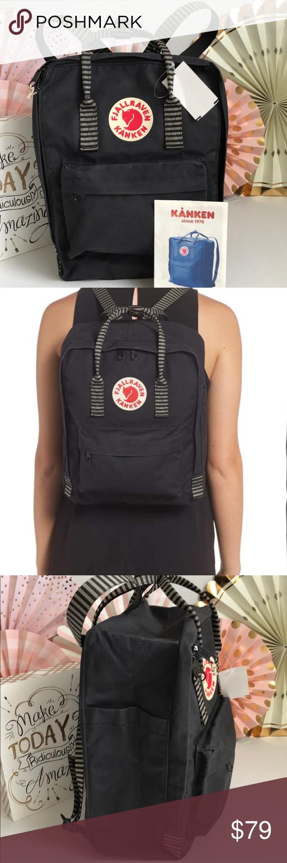 fc9bd6ed6 NEW Fjallraven Kanken Backpack 🎒 11 1/2