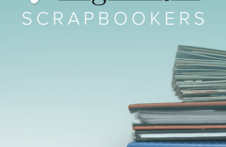 7 Simple Habits of Organized Scrapbookers