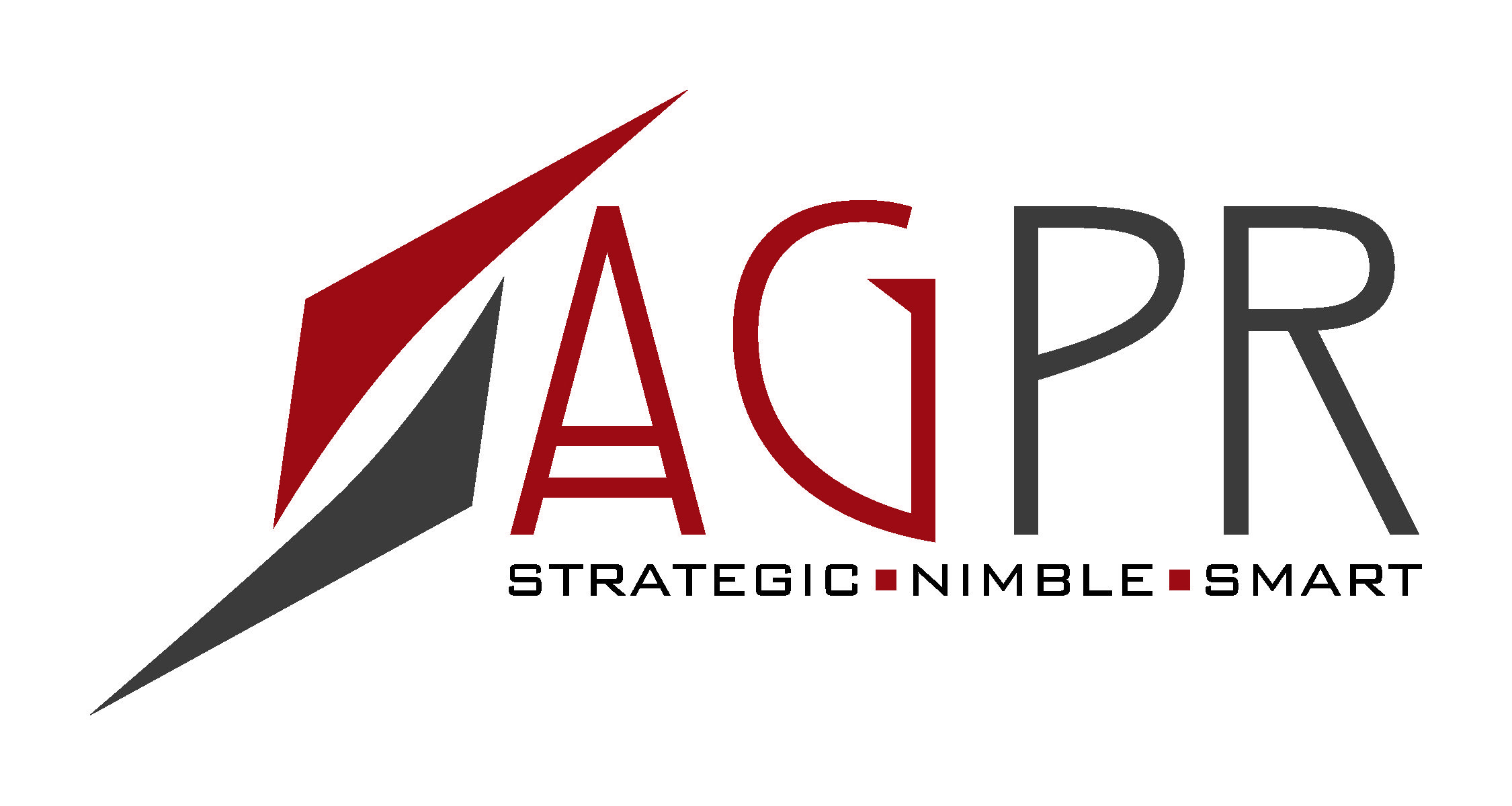Brand identity remake for agpr a public relations firm in