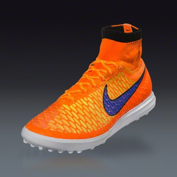 brand new 5d16e b448e Nike Magista X TF - Total Orange Black Hyper Punch - SCCRX Indoor Soccer  Shoes   SOCCER.COM