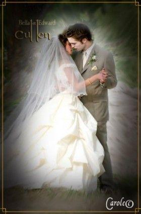 Twilight Wedding Twilight Saga Bella And Edward Wedding