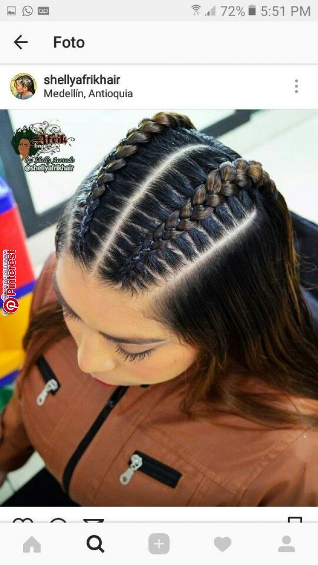 Pin By Annemarie Vlaic On Makeup Hair Twist Styles Hairstyle Hair
