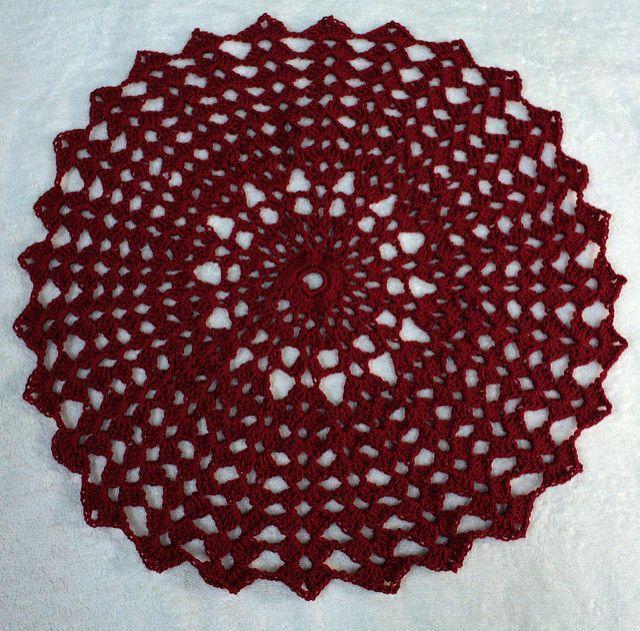 Beginner Doilies Crochetville Tricia Chrochet Pinterest