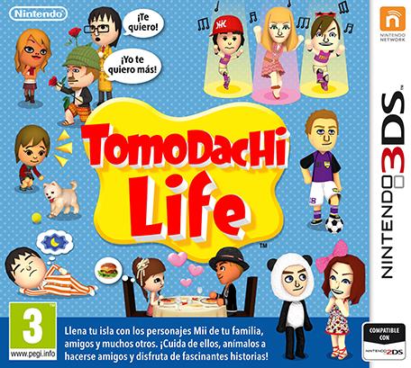 Tomodachi Life (Nintendo 3DS) Nintendo 3ds, Nintendo 2ds