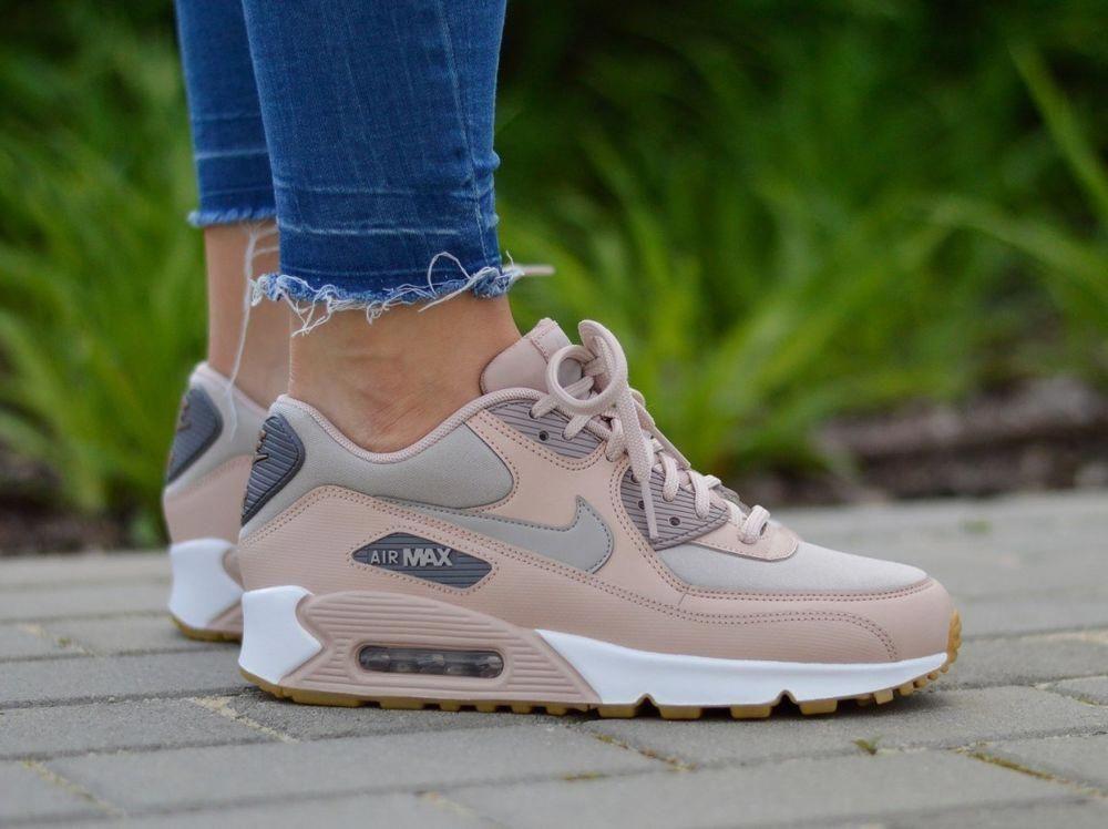 Nike Wmns Air Max 90 LX �?898512 007 | Sneakers, Söta skor