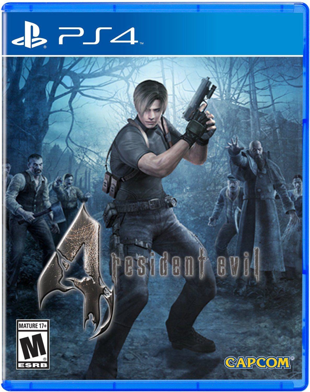 Resultado De Imagem Para Ps4 Bundle Resident Evil 4 Mi Pieza Xd