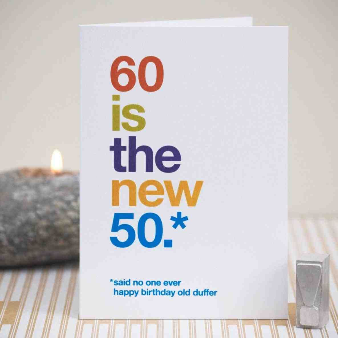 Birthday Card To Captain Nina Who Turns 50 Years Old Made By Anna Jaawre Cards And Get Ideas How Make Remarkable