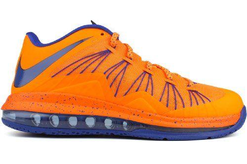 Nike Air Max Lebron X Low Mens Basketball Shoes 579765-800, 10.5 Nike,
