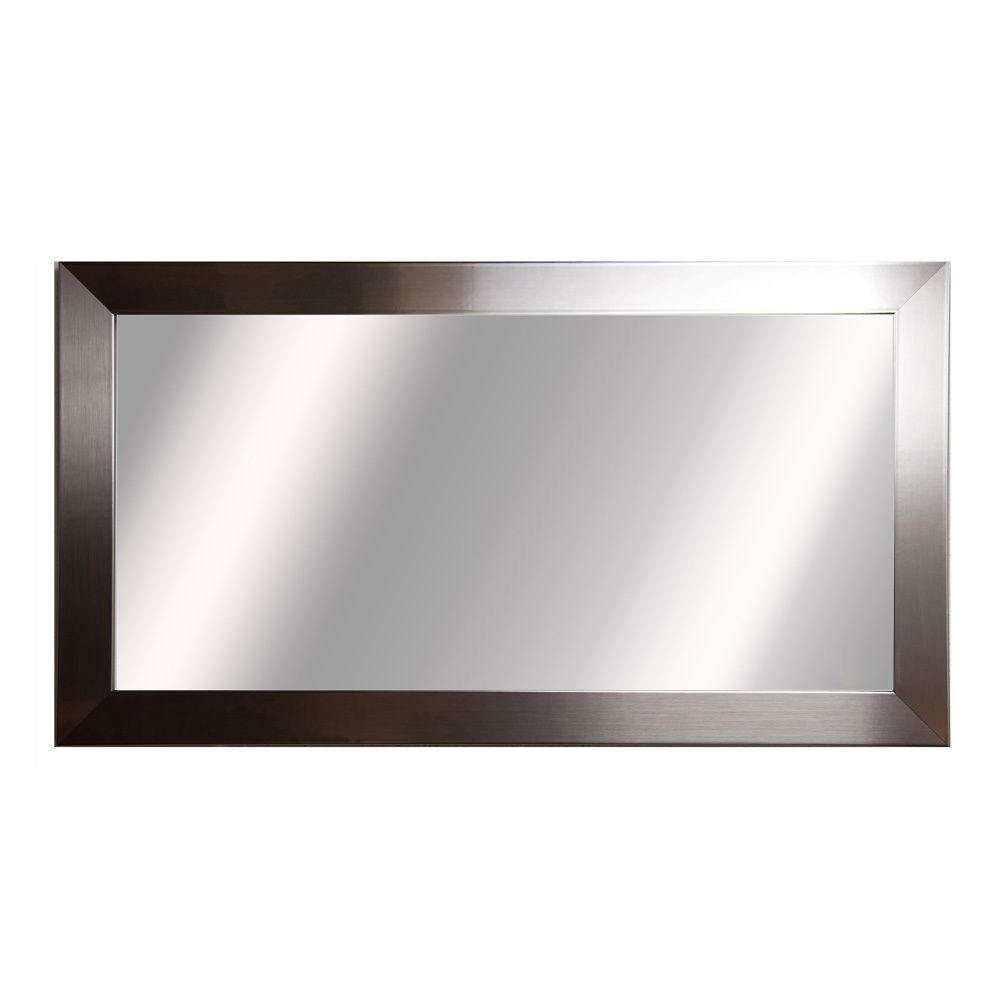 American Made Rayne Extra Large 37.5 x 76.5-inch Silver Petite ...